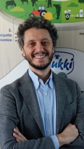 Luca Musumarra, marketing manager di Mukki.