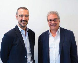 Gian Maria Sulas e Marco Jannarelli, fondatore e presidente di Next Group