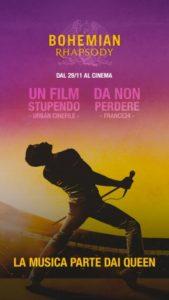 """Bohemian Rhapsody - """"Tutto parte dai Queen"""" 20th Century Fox Italia con Spotify"""