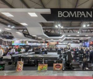 Bompan – Mimaki - Viscom 2018