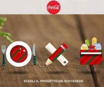 Coca-Cola per Banco Alimentare