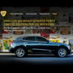 #Hertzcentenarycar - Vinci Maserati Levante Hertz 100 Years Limited Edition!