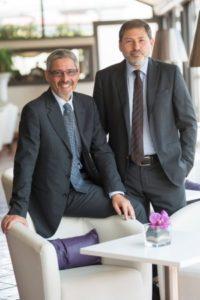 Pasquale De Palma e Paolo Mattei di Inc