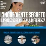 """Concorso """"Intel ti premia: scopri l'ingrediente segreto"""""""