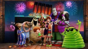 Hotel Transylvania 3 costume character tour