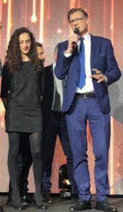 Eleonora Costa (Cbre) - Massimo Bobbo (Cbre - Le Befane Shopping Centre)
