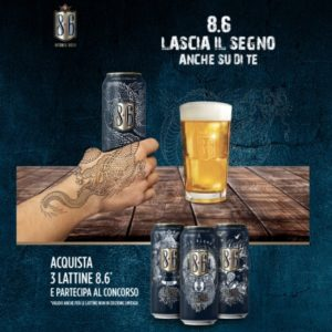 Birra 8.6 Limited Edition