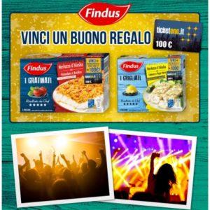 """concorso e campagna Findus """"Godetevi l'attesa"""""""