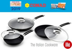 """Catalogo Conad """"Mi premio 2019"""" - cookware Illa"""
