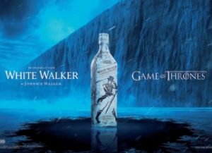 Johnny Walker edizione speciale White Walker