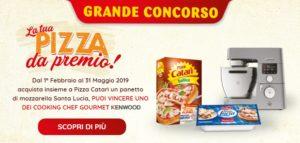 """Concorso Catarì-Galbani """"La tua Pizza da Premio"""""""