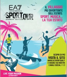 EA7 Emporio Armani Sportour