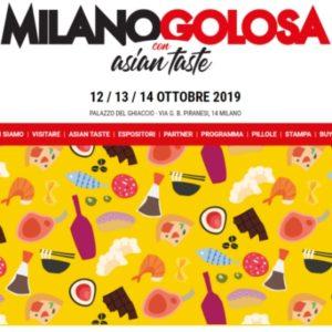 Milano Golosa con Asian Taste 2019