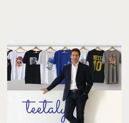 T-Shirt Factory - Teetaly
