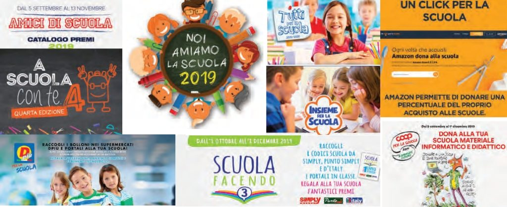 SCUOLE COMMUNITY LOYALTY PROGRAM