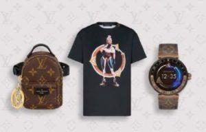 Louis Vuitton linea ispirata a League of Legends