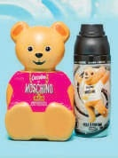 La collaboration Coccolino by Moschino